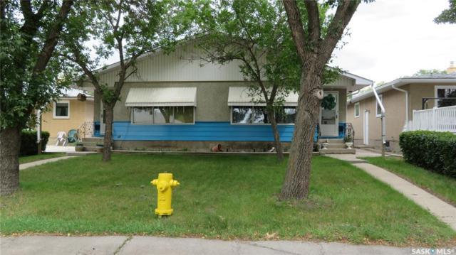 1317 & 1321 Lacon Street, Regina, SK S4N 1Y8 (MLS #SK781956) :: The A Team