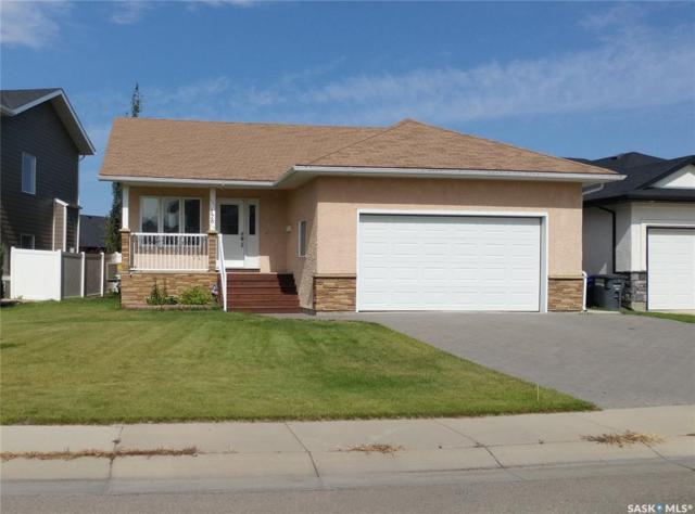 176 Beechdale Crescent, Saskatoon, SK S7V 0A3 (MLS #SK782004) :: The A Team