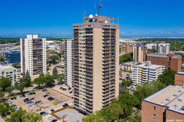 311 6th Avenue N #1707, Saskatoon, SK S7K 7A9 (MLS #SK782478) :: The A Team