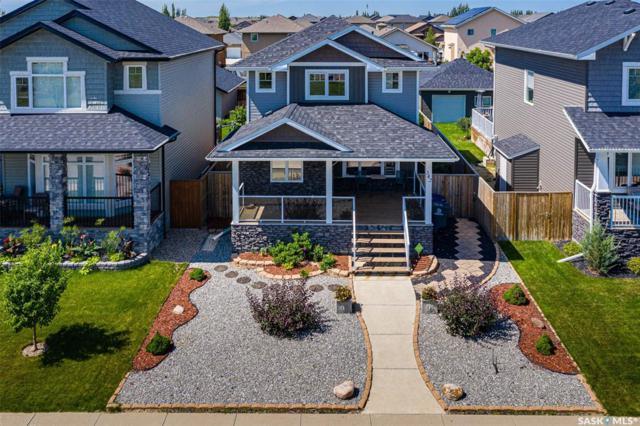 342 Stonebridge Common, Saskatoon, SK S7T 0N6 (MLS #SK782605) :: The A Team
