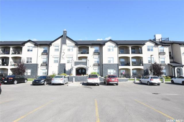 1610 Dakota Drive #306, Regina, SK S4Z 0A5 (MLS #SK782698) :: The A Team