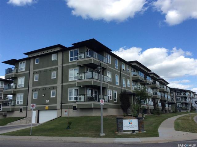 102 Willis Crescent #1311, Saskatoon, SK S7T 0T6 (MLS #SK782737) :: The A Team