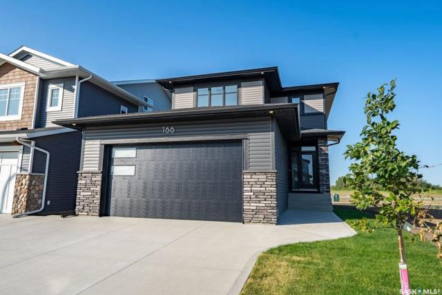 166 Germain Court, Saskatoon, SK S7T 0T7 (MLS #SK782756) :: The A Team