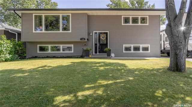 1360 Prince Crescent, Moose Jaw, SK S6H 6E5 (MLS #SK782810) :: The A Team