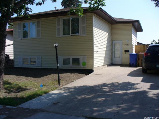 7139 Blakeney Drive, Regina, SK S4X 2M4 (MLS #SK782825) :: The A Team