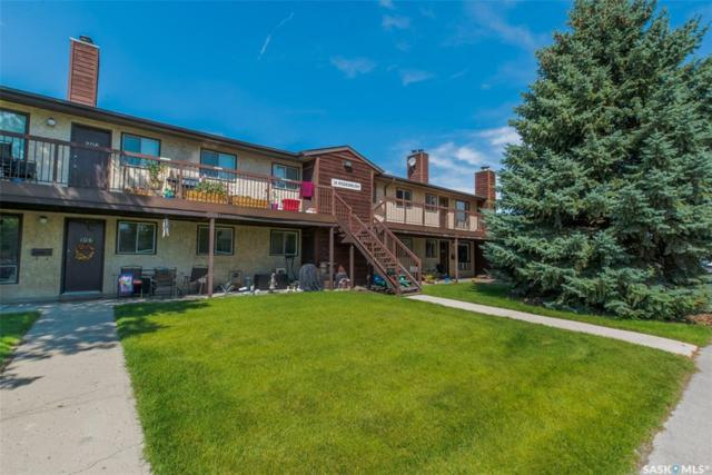 39 Rodenbush Drive #208, Regina, SK S4R 8C7 (MLS #SK782931) :: The A Team
