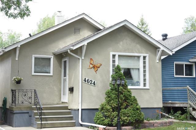 4624 Dewdney Avenue, Regina, SK S4T 1B4 (MLS #SK782960) :: The A Team
