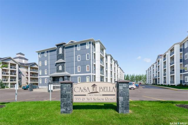 333 Nelson Road #408, Saskatoon, SK S7S 1P2 (MLS #SK783063) :: The A Team
