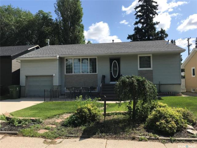 2131 Cumberland Avenue S, Saskatoon, SK S7J 1Z2 (MLS #SK783108) :: The A Team