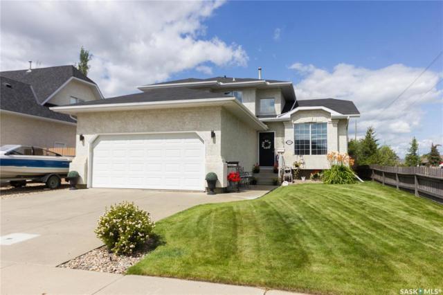 239 Brightwater Way, Saskatoon, SK S7J 5J4 (MLS #SK783169) :: The A Team