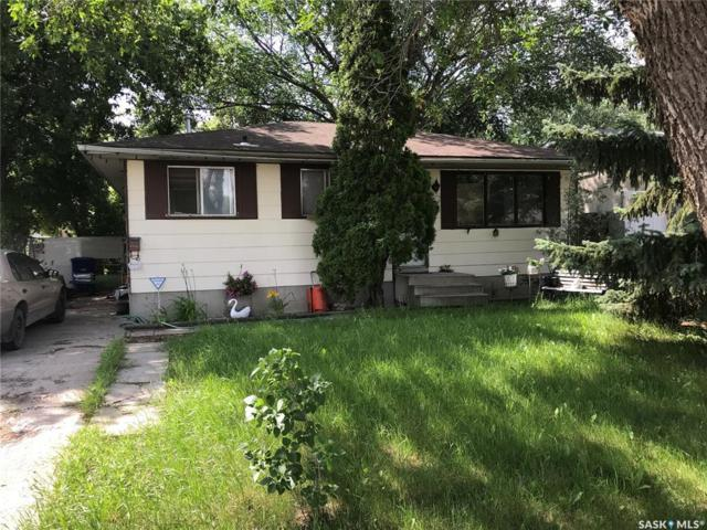 3847 John A. Macdonald Road, Saskatoon, SK S7L 5T1 (MLS #SK783204) :: The A Team