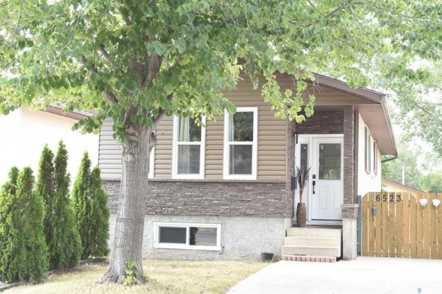6523 Mawson Avenue, Regina, SK S4X 2P5 (MLS #SK783243) :: The A Team