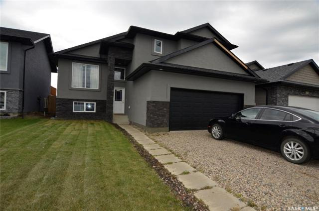1210 Hargreaves Way, Saskatoon, SK S7R 0H1 (MLS #SK783251) :: The A Team