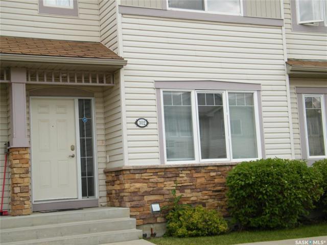 303 Slimmon Place #302, Saskatoon, SK S7V 0A8 (MLS #SK783306) :: The A Team