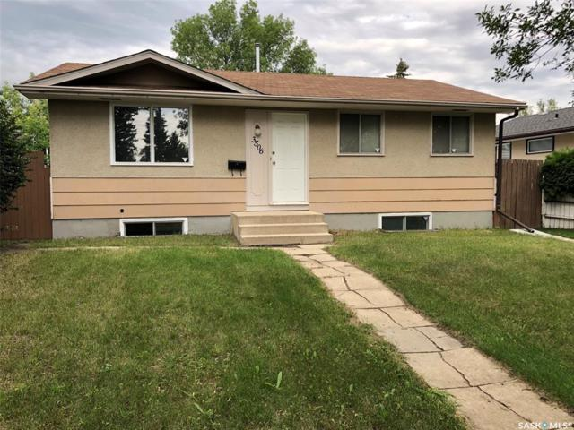 3506 John A. Macdonald Road, Saskatoon, SK S7L 4N2 (MLS #SK783314) :: The A Team