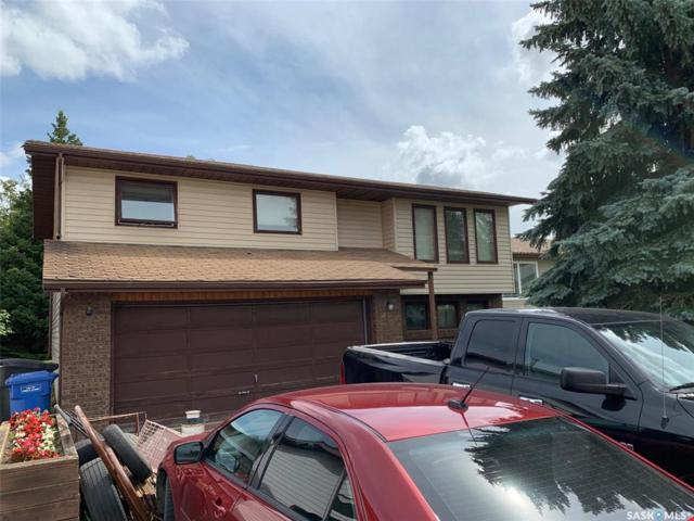 816 Carr Place, Prince Albert, SK S6V 7E1 (MLS #SK783393) :: The A Team