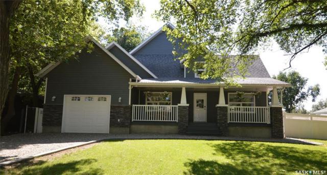 965 Duffield Street W, Moose Jaw, SK S6H 5J8 (MLS #SK783408) :: The A Team