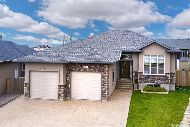914 Paton Bay, Saskatoon, SK S7W 0B9 (MLS #SK783446) :: The A Team