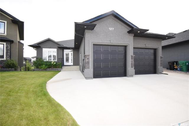 127 Fleming Crescent, Saskatoon, SK S7W 1B4 (MLS #SK783453) :: The A Team
