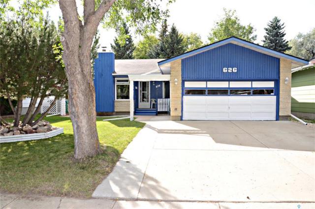 626 Redberry Road, Saskatoon, SK S7K 7Z9 (MLS #SK783651) :: The A Team