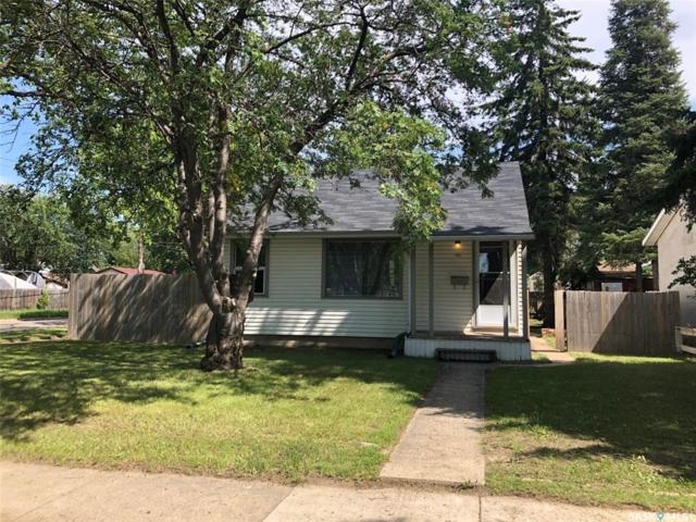 702 K Avenue S, Saskatoon, SK S7M 2E6 (MLS #SK783750) :: The A Team
