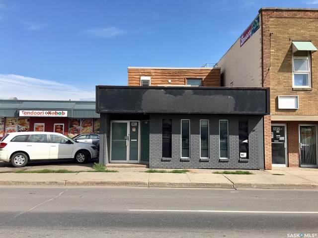 1221 Albert Street, Regina, SK S4R 7R4 (MLS #SK784935) :: The A Team