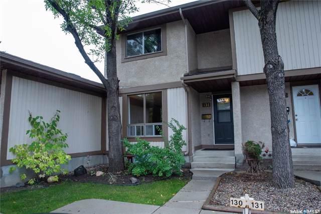 1128 Mckercher Drive #131, Saskatoon, SK S7H 4Y7 (MLS #SK786371) :: The A Team
