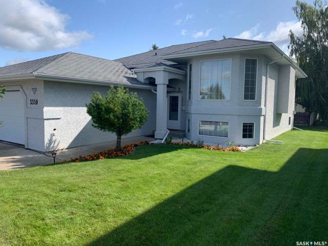 3310 6th Avenue W, Prince Albert, SK S6V 8C3 (MLS #SK786456) :: The A Team
