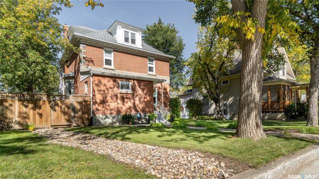 438 Ominica Street W, Moose Jaw, SK S6H 1X8 (MLS #SK786781) :: The A Team
