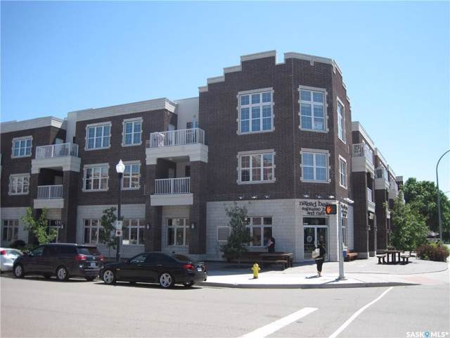 1715 Badham Boulevard #211, Regina, SK S4P 0L9 (MLS #SK786828) :: The A Team