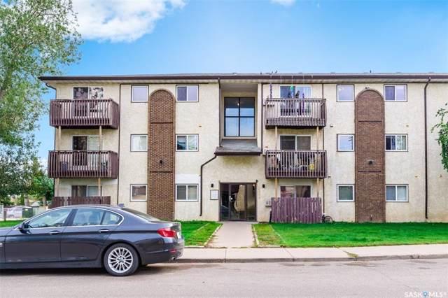 2309 17th Street W #18, Saskatoon, SK S7M 4R1 (MLS #SK786959) :: The A Team