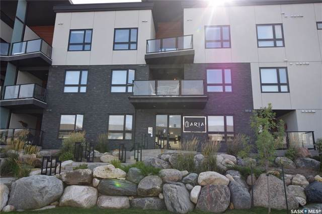 225 Maningas Bend #105, Saskatoon, SK S7W 0L4 (MLS #SK787202) :: The A Team