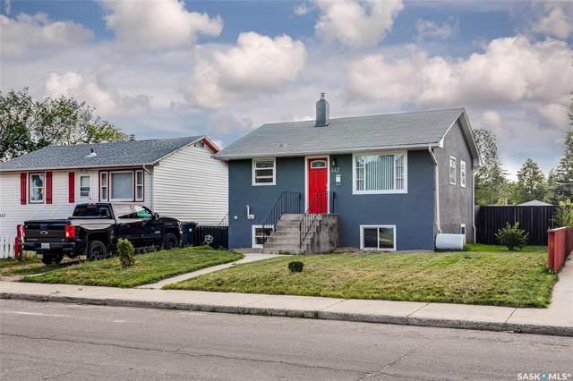 443 T Avenue S, Saskatoon, SK S7M 3B3 (MLS #SK787265) :: The A Team