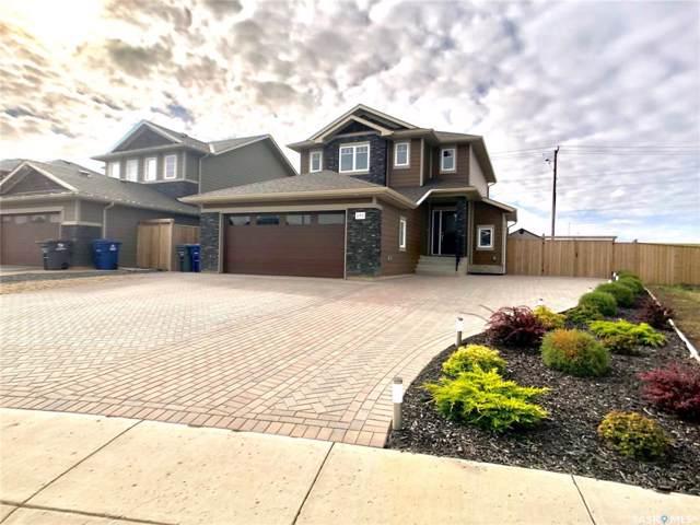 390 Pichler Crescent, Saskatoon, SK S7V 0G3 (MLS #SK787878) :: The A Team