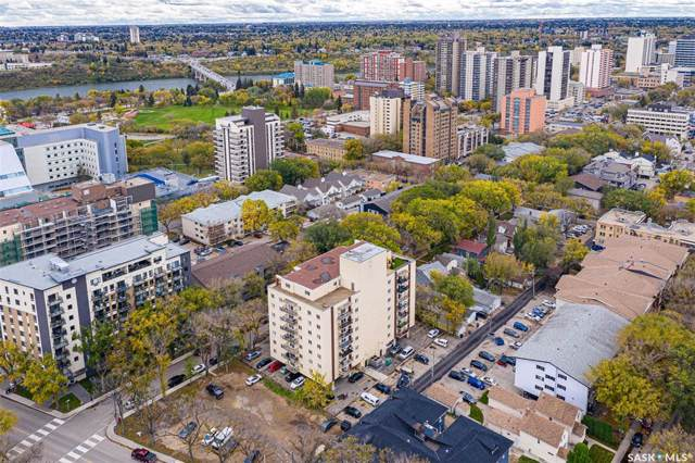 537 4th Avenue N Penthouse B, Saskatoon, SK S7K 2M6 (MLS #SK787967) :: The A Team
