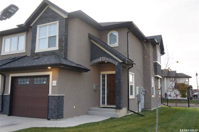 455 Rempel Lane #609, Saskatoon, SK S7T 0R8 (MLS #SK788475) :: The A Team