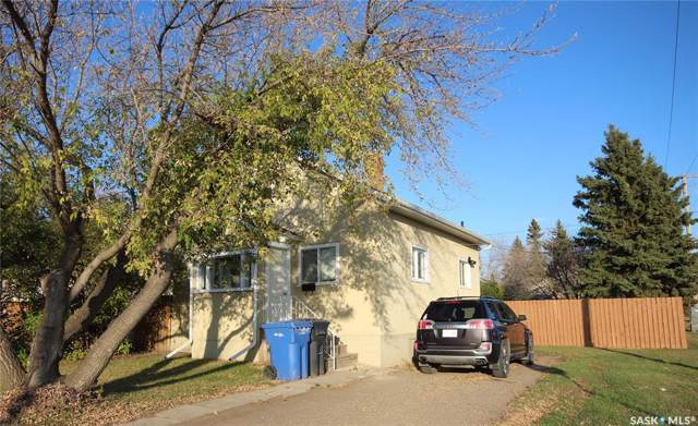 802 110th Street, North Battleford, SK S9A 2G8 (MLS #SK788483) :: The A Team