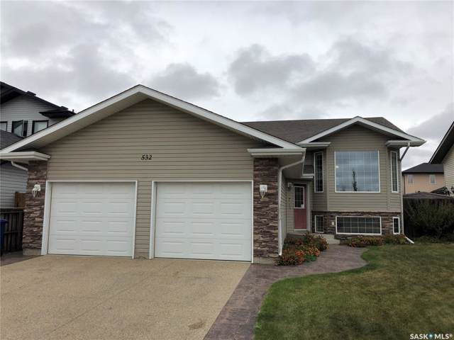 532 Ens Crescent, Warman, SK S0K 4S0 (MLS #SK788634) :: The A Team