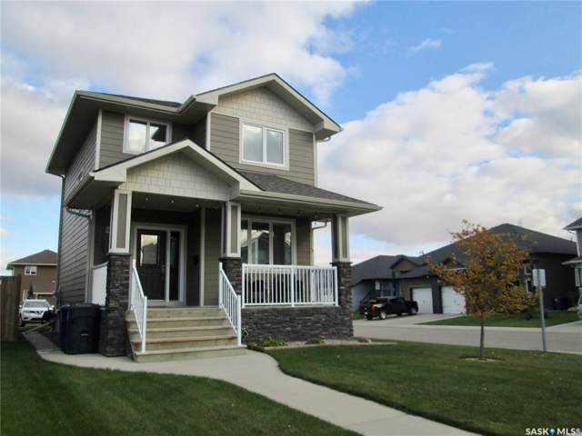 430 Redwood Crescent, Warman, SK S0K 4S2 (MLS #SK788792) :: The A Team
