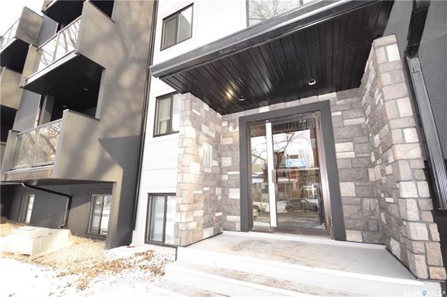 512 4th Avenue N #304, Saskatoon, SK S7K 2M7 (MLS #SK788917) :: The A Team