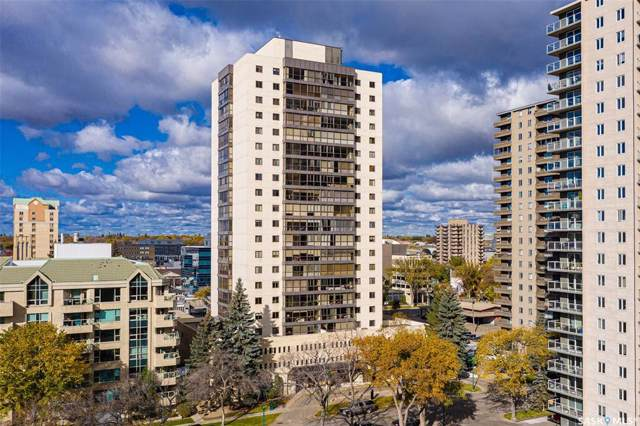 315 5th Avenue N #1205, Saskatoon, SK S7K 5Z8 (MLS #SK788927) :: The A Team