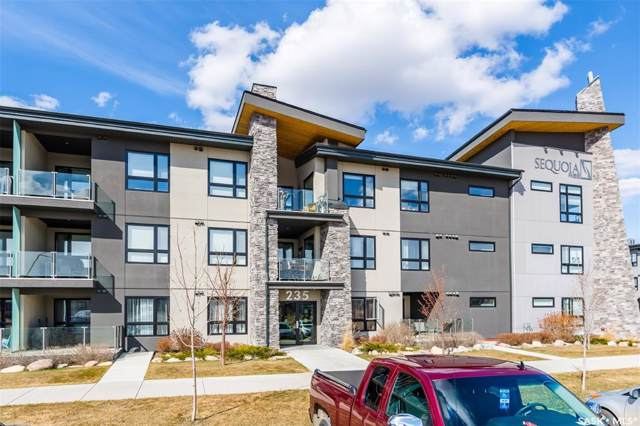 235 Evergreen Square #121, Saskatoon, SK S7W 0P9 (MLS #SK788990) :: The A Team
