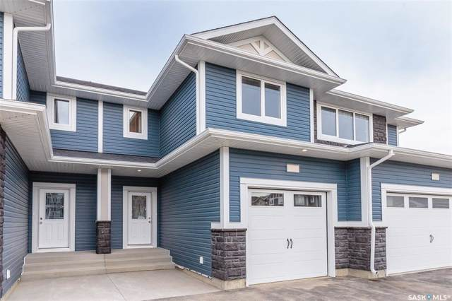 115 Veltkamp Crescent #52, Saskatoon, SK S7T 0T7 (MLS #SK789058) :: The A Team