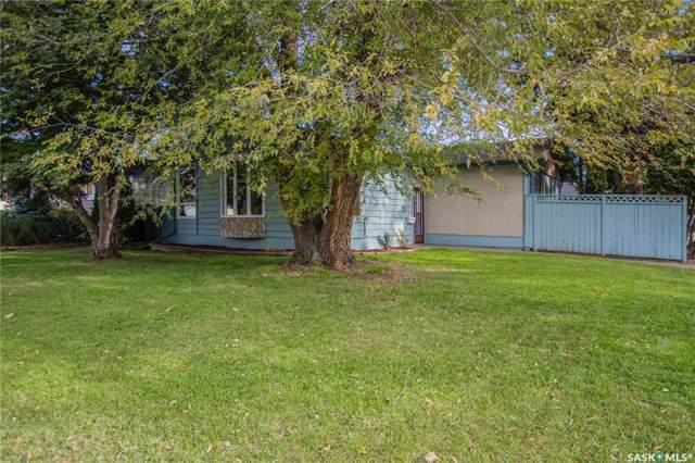 21 Britnell Crescent, Saskatoon, SK S7H 3X9 (MLS #SK789092) :: The A Team
