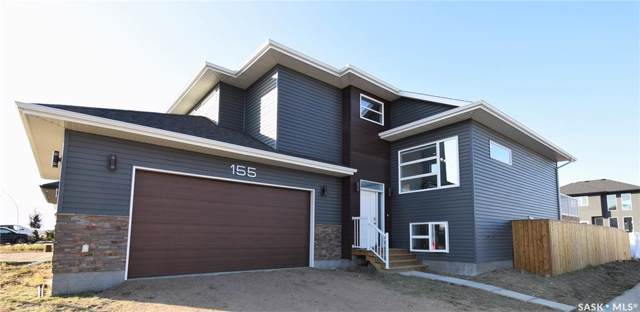 155 Boykowich Bend, Saskatoon, SK S7W 0S4 (MLS #SK789130) :: The A Team