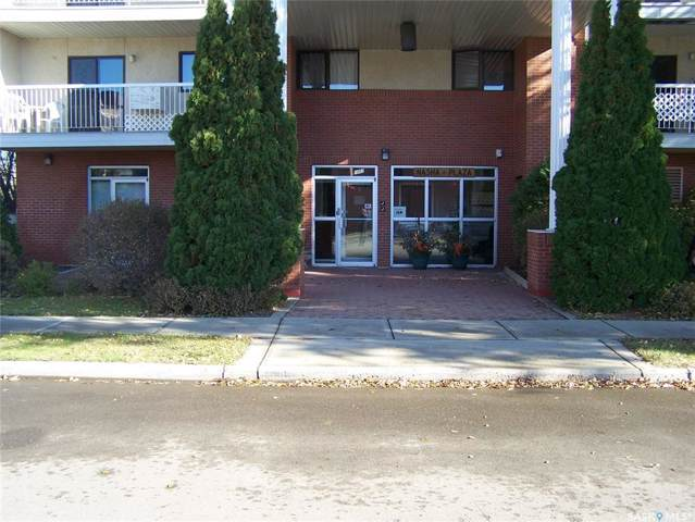 1002 108th Street #205, North Battleford, SK S9A 2A9 (MLS #SK789441) :: The A Team
