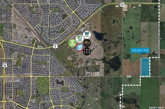 6000 8th Street E, Saskatoon, SK S7H 5L3 (MLS #SK790460) :: The A Team