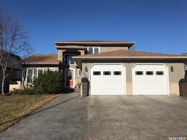 2503 Blue Jay Crescent, North Battleford, SK S9A 3Z3 (MLS #SK791085) :: The A Team