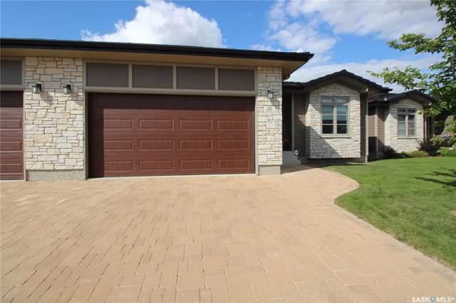 315 Ledingham Drive #20, Saskatoon, SK S7V 0J1 (MLS #SK792822) :: The A Team