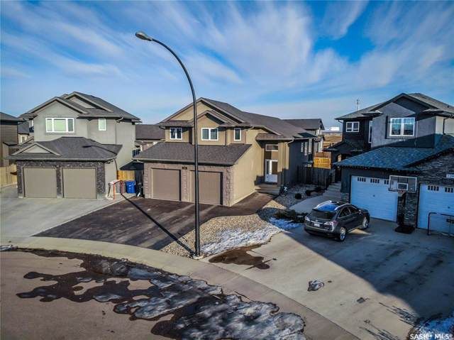 803 Padget Crescent, Saskatoon, SK S7W 0H3 (MLS #SK792858) :: The A Team